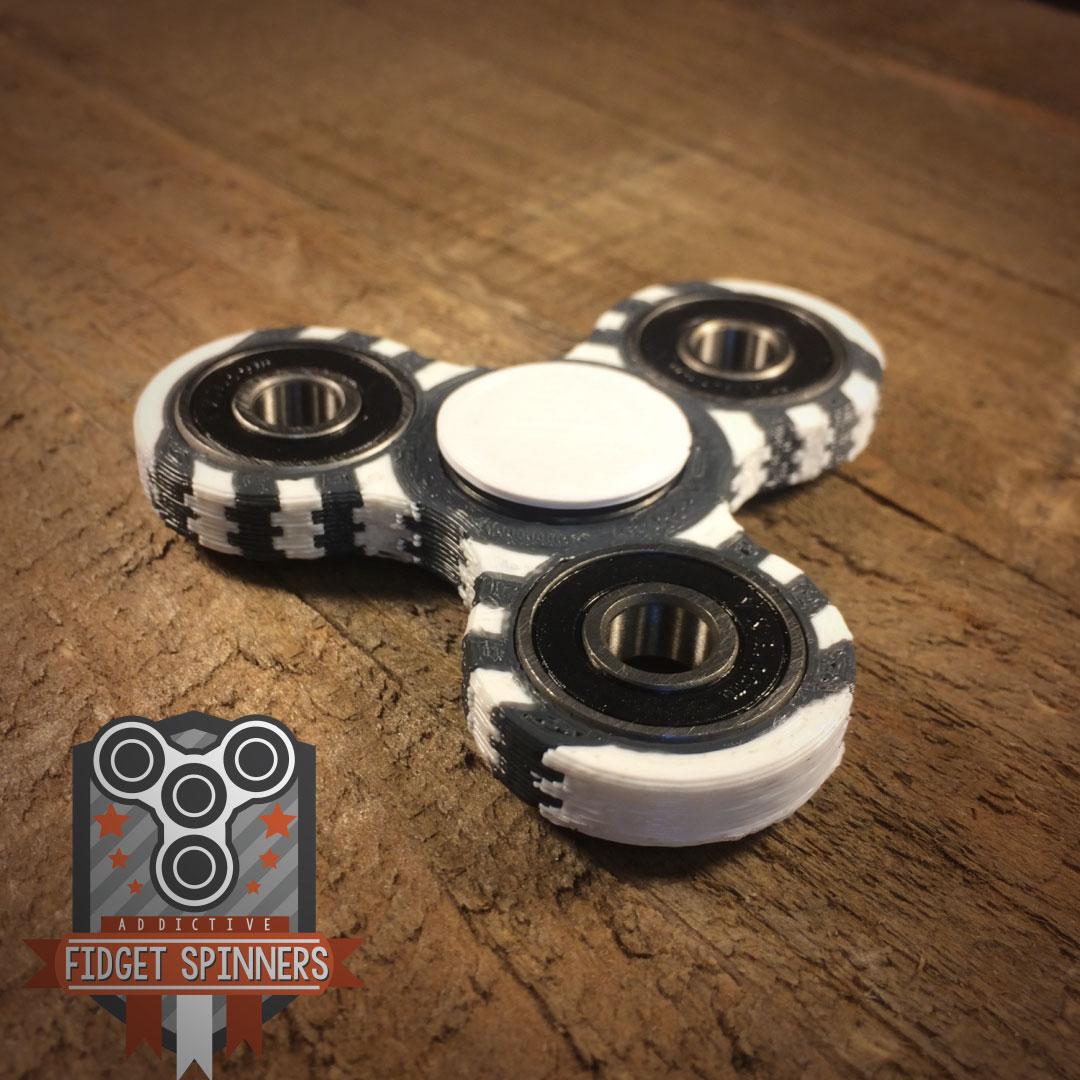 Custom Spinner Ring