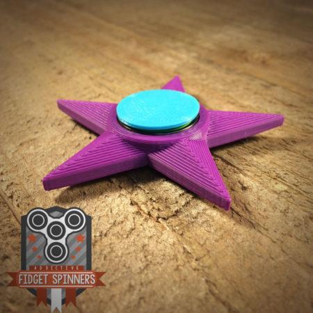 Nautical Star Spinner
