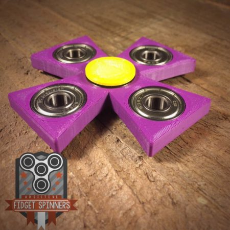 Templar Cross Spinner