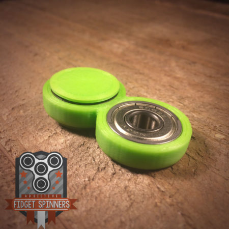 Wobbler Spinner