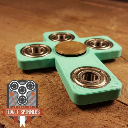 EDC Cross Spinner