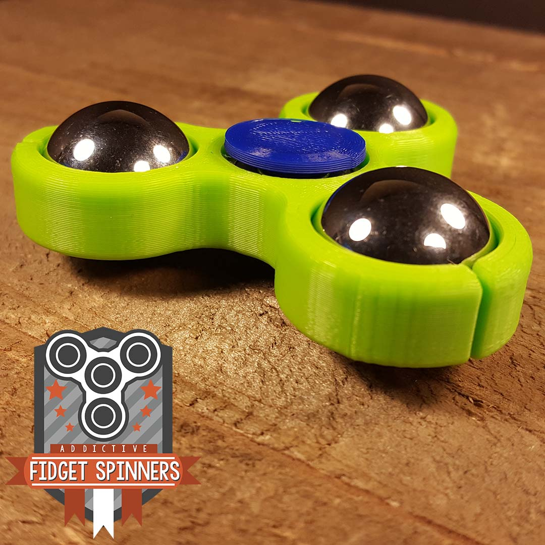 Ball Bearing Tri spinner
