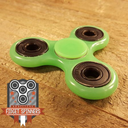 Luminous Tri Spinner