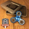 Aluminum Tri Spinner 6