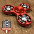 Morocco Tri Bar Spinner