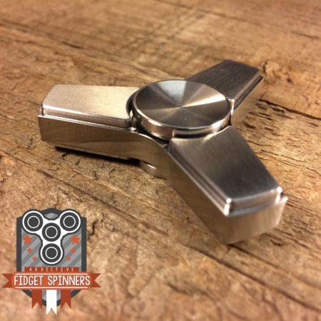 Tetra Tri Bar Fidget Spinner