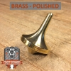 EDC Strato Smooth Metal Top (Brass)labeled