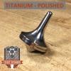 EDC Strato Smooth Metal Top (Titanium Polished)labeled