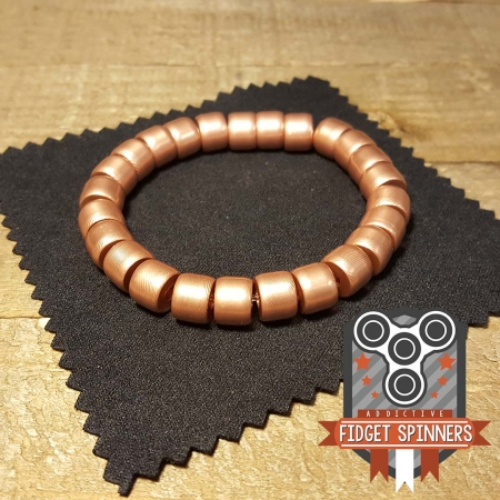 EDC Copper Bead Bracelet