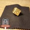 EDC Precision Brass Die Stonewashed