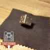 EDC Precision Stainless Steel Stonewashed